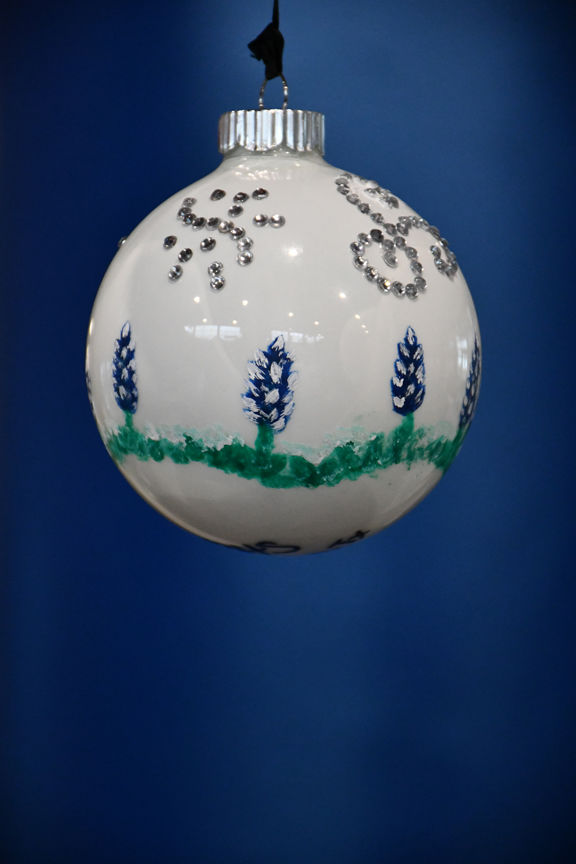 Bryan High senior's ornament headed to state Capitol