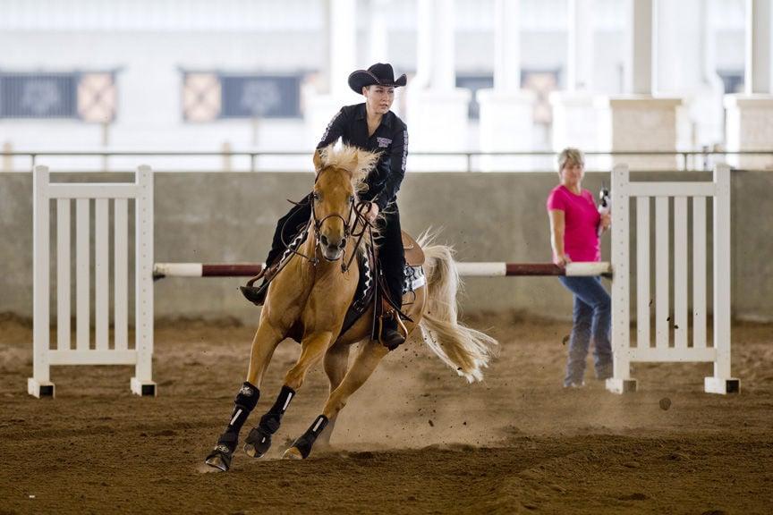 No 2 Aggie Equestrian Team Hosts No 3 Auburn Aggie