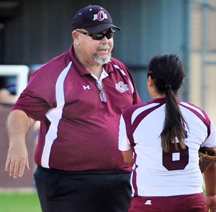 Consol softball coach stepping down to take assistant principal job