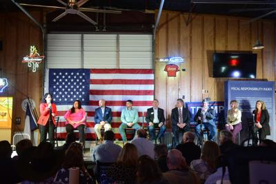 GOP field for District 17 faces off