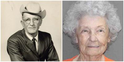 84-year-old charged in husband's decades-old shotgun murder