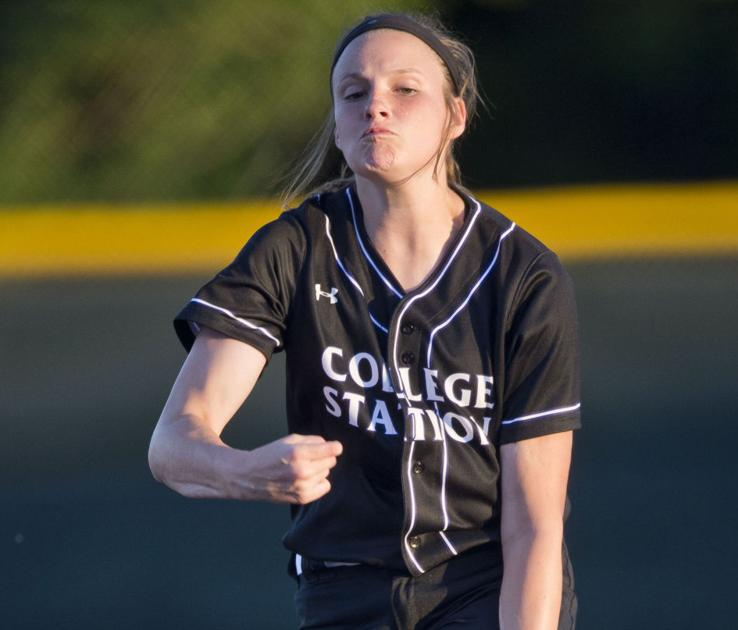 aaec74abf257 College Station s Hudson named to TSWA Class 5A softball all-state second  team