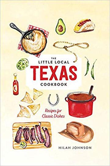 TEXAS READS: 'Little Local Texas Cookbook'