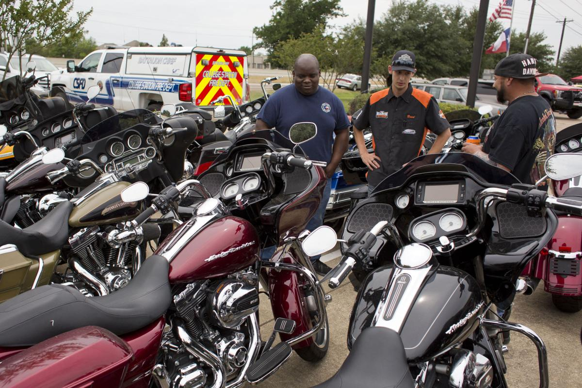 Community offers thanks to first responders at inaugural event local news theeagle com