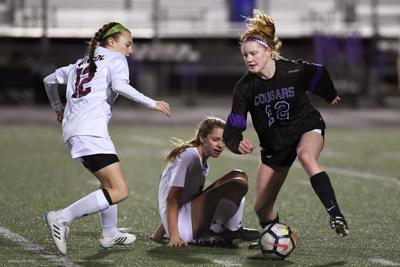A&M Consolidated vs. College Station girls' soccer