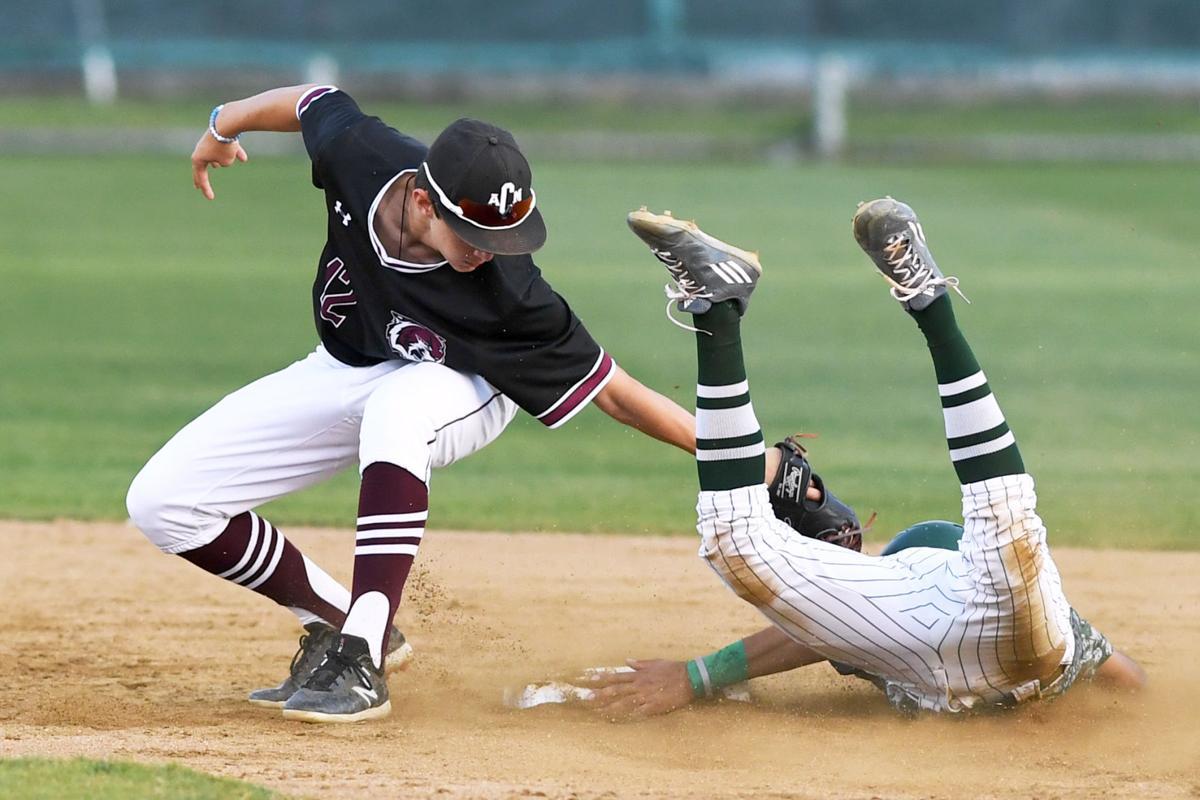 Rudder vs. A&M Consolidated baseball (copy)