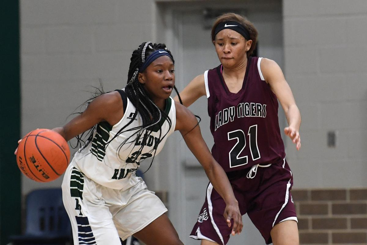Rudder vs. A&M Consolidated girls basketball