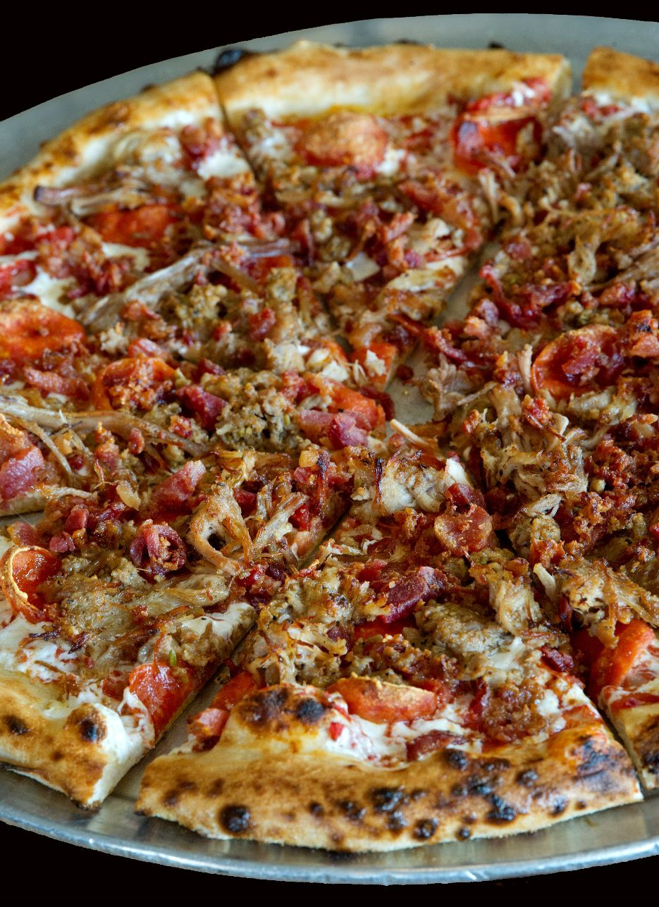 Dining: The Porkscription at Rx Pizza Kitchen | Building Industry ...