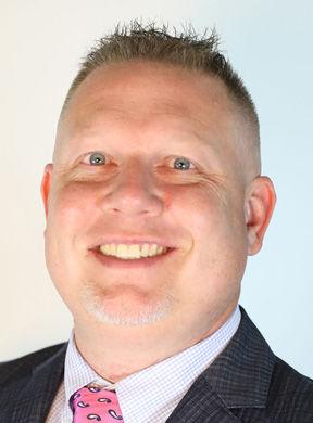Navasota High School Principal Derek Bowman