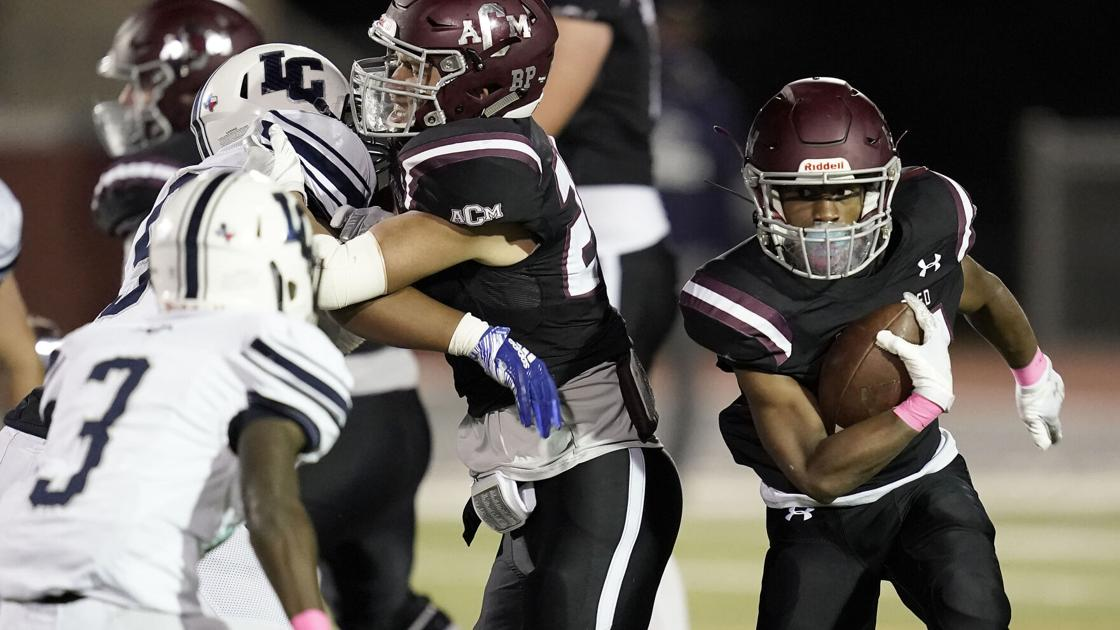 A&M Consolidated roars past Lamar Consolidated in district opener