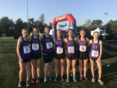 college station girls cross country