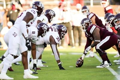 Texas A&M vs. Mississippi St.