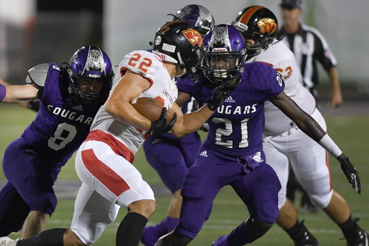 College Station vs. Caney Creek football (copy)
