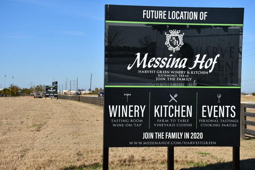Messina Hof Harvest Green Winery