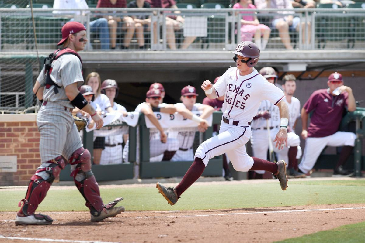 Texas A&M vs. South Carolina baseball