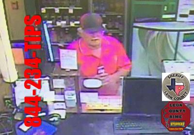Reward offered in Leon County robbery