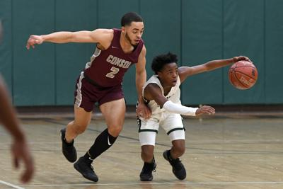 Rudder vs. A&M Consolidated boys' basketball