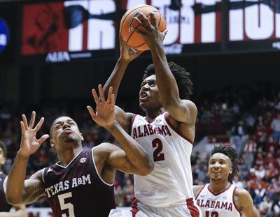 No. 5 Texas A&M men's basketball team loses SEC opener