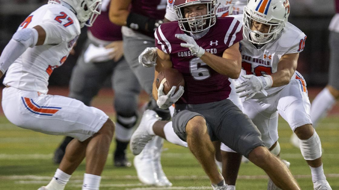 A&M Consolidated, Rudder football teams ready to start district play