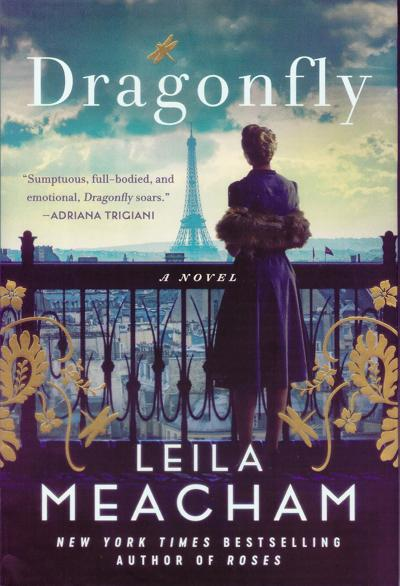 TEXAS READS: 'Dragonfly'