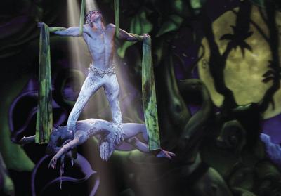Cirque Dreams Jungle Fantasy