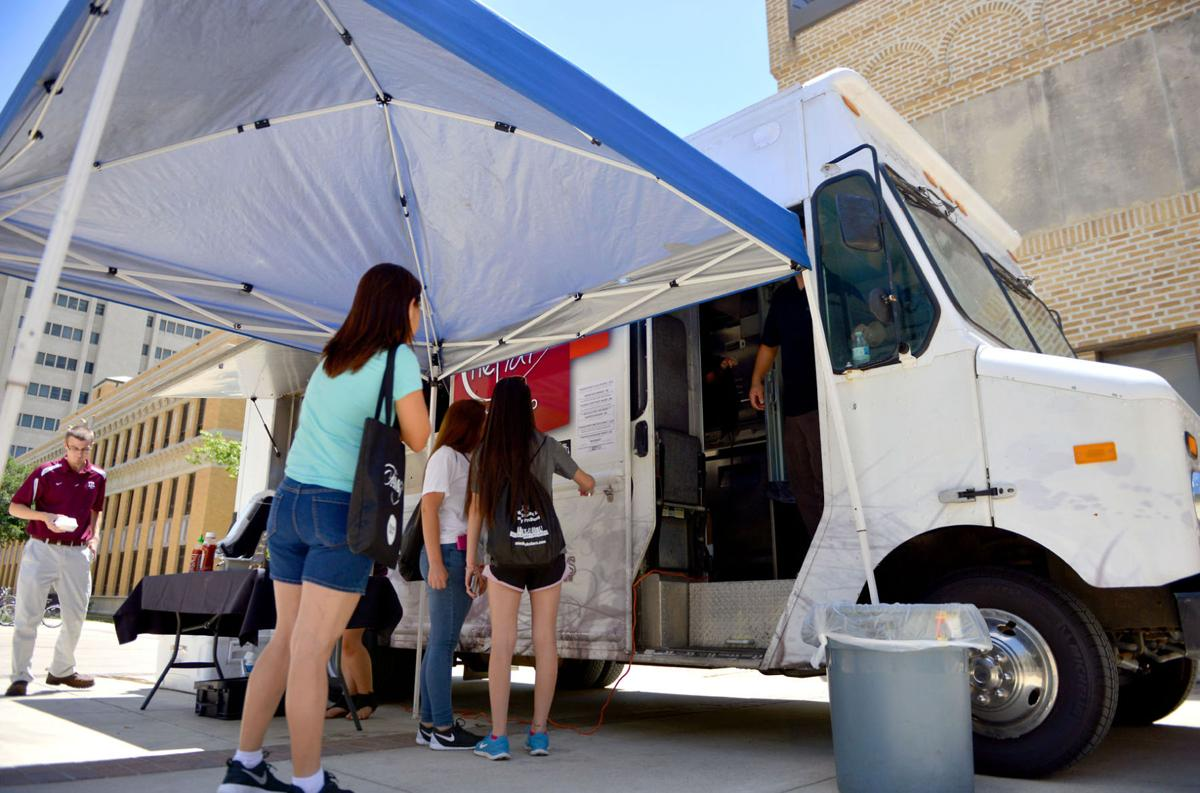 College Station City Council OKs Northgate Food Truck Court