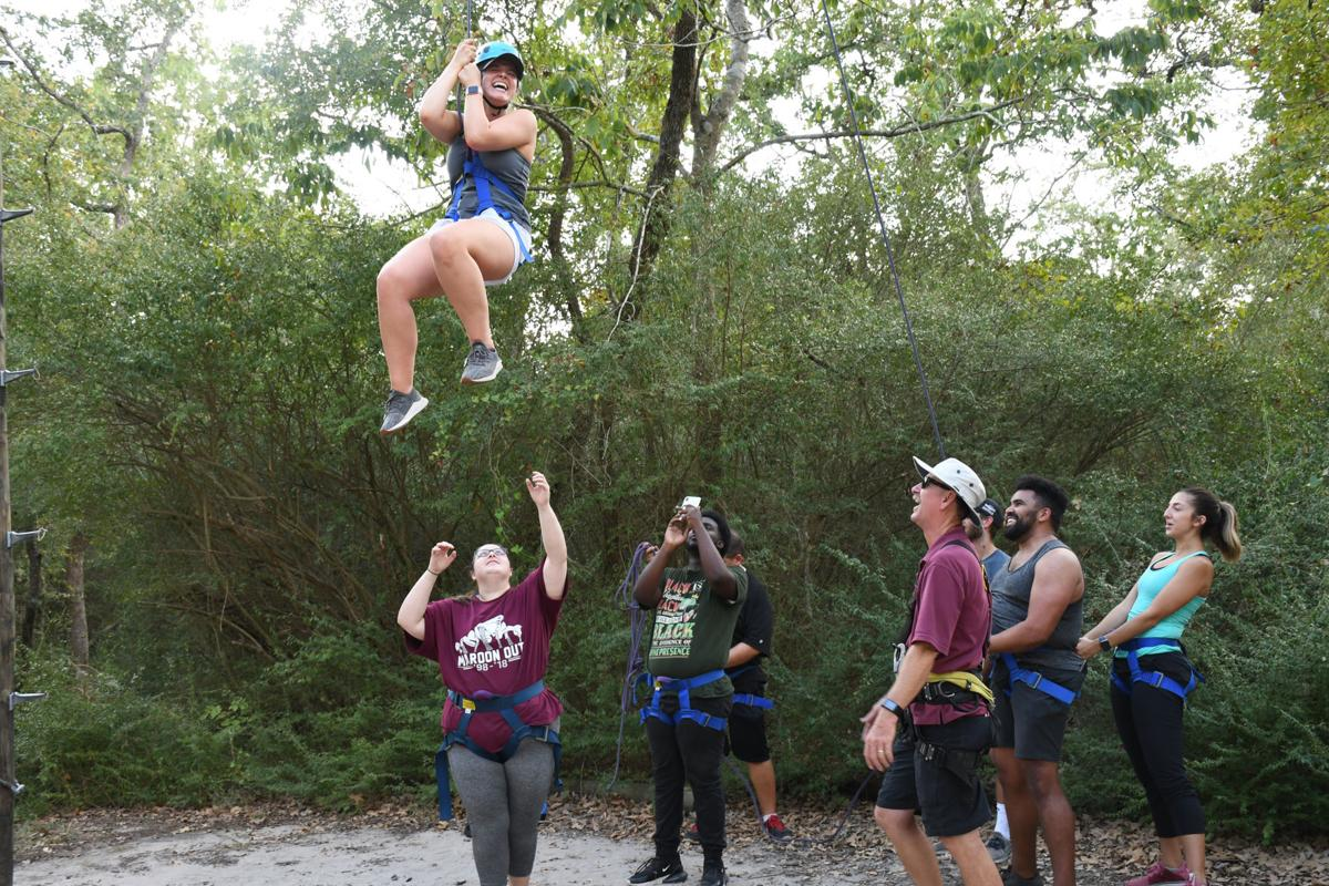 ChallengeWorks ropes course