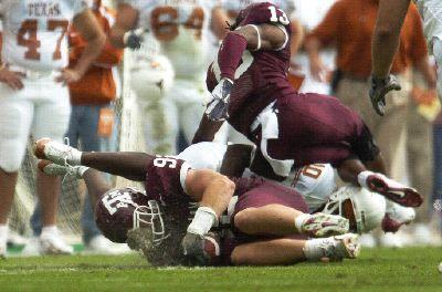 Aggies get answers in rivalry matchup