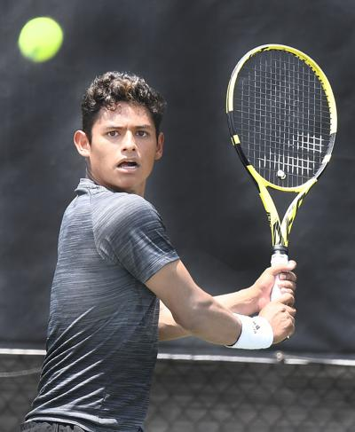 Ags lose to Sooners Mens Tennis