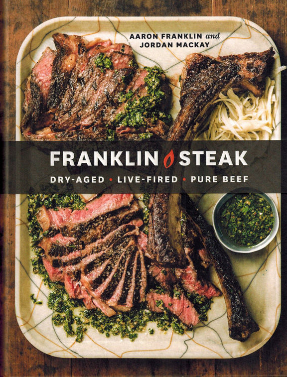 TEXAS READS: 'Franklin Steak'