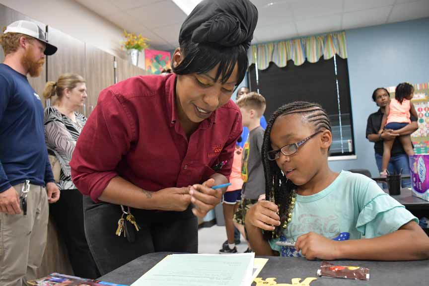 River Bend readies for first school year