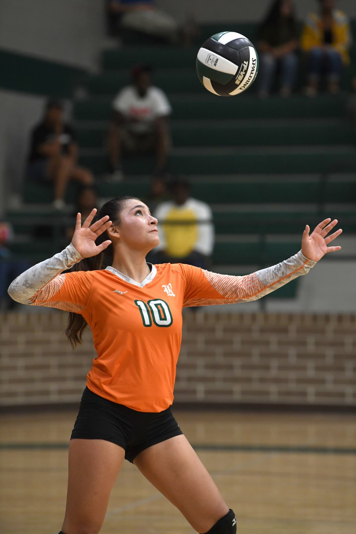 Sophomore Libero Menchaca Sparks Rudder With Her Fire