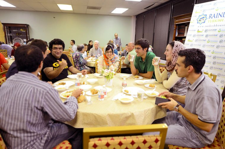 People of all faiths welcome at Ramadan events