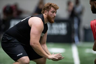 Carson Green - Texas A&M Pro Day