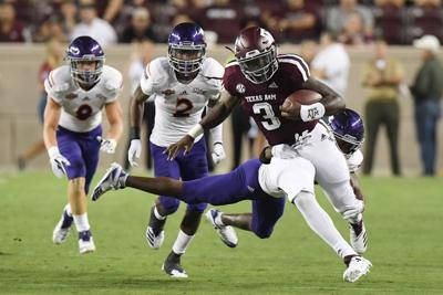 Texas A&M vs. Northwestern State