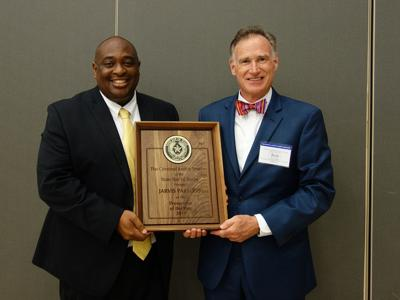 Brazos County district attorney recognized with prosecutor award