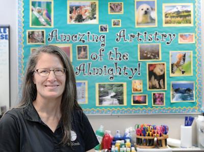 TEACHER APPRECIATION: Leslie Deeter