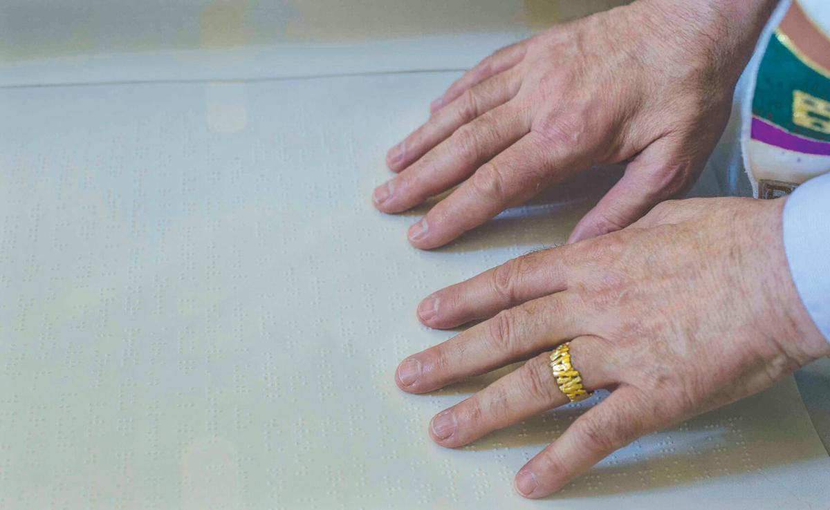 Braille Sefer Torah