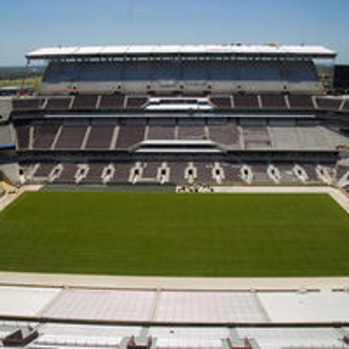 Kyle Field Renovations Completed On Time And 13m Below