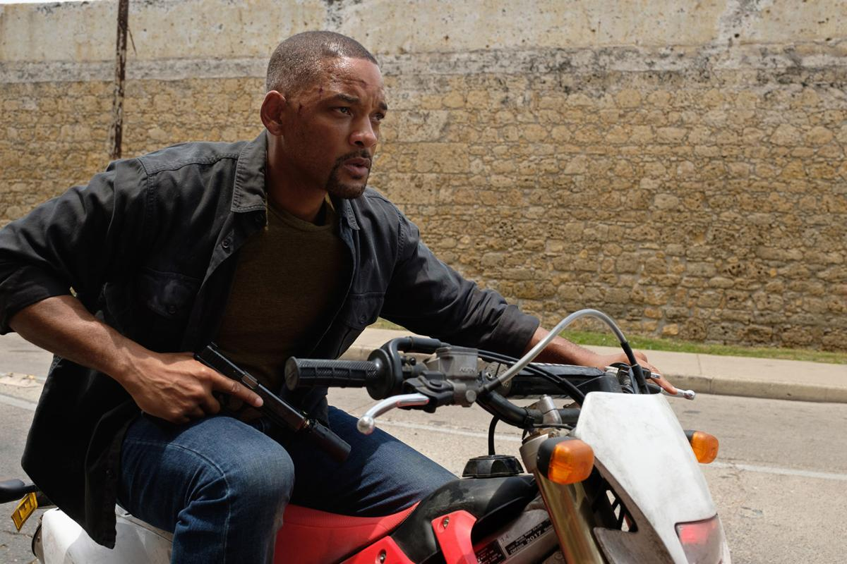 Will Smith's 'Gemini Man' is an ambitious experiment gone horribly wrong