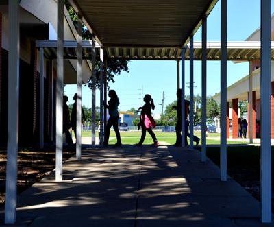 If passed, $132M bonds would put Sul Ross Elementary students all under one roof, improving safety