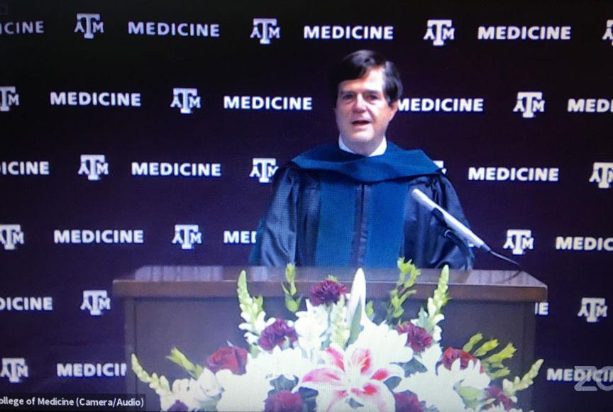 A&M Med School Grads
