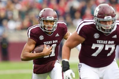 Texas A&M vs. Ole Miss football
