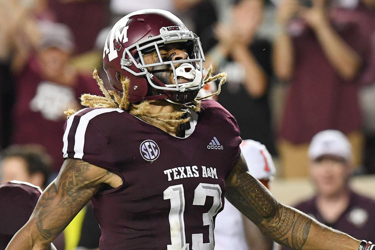 Texas A&M's young wide receivers play well against No. 2 Clemson