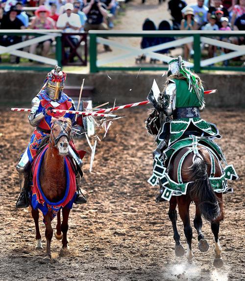 Texas Renaissance Festival adjusts for COVID