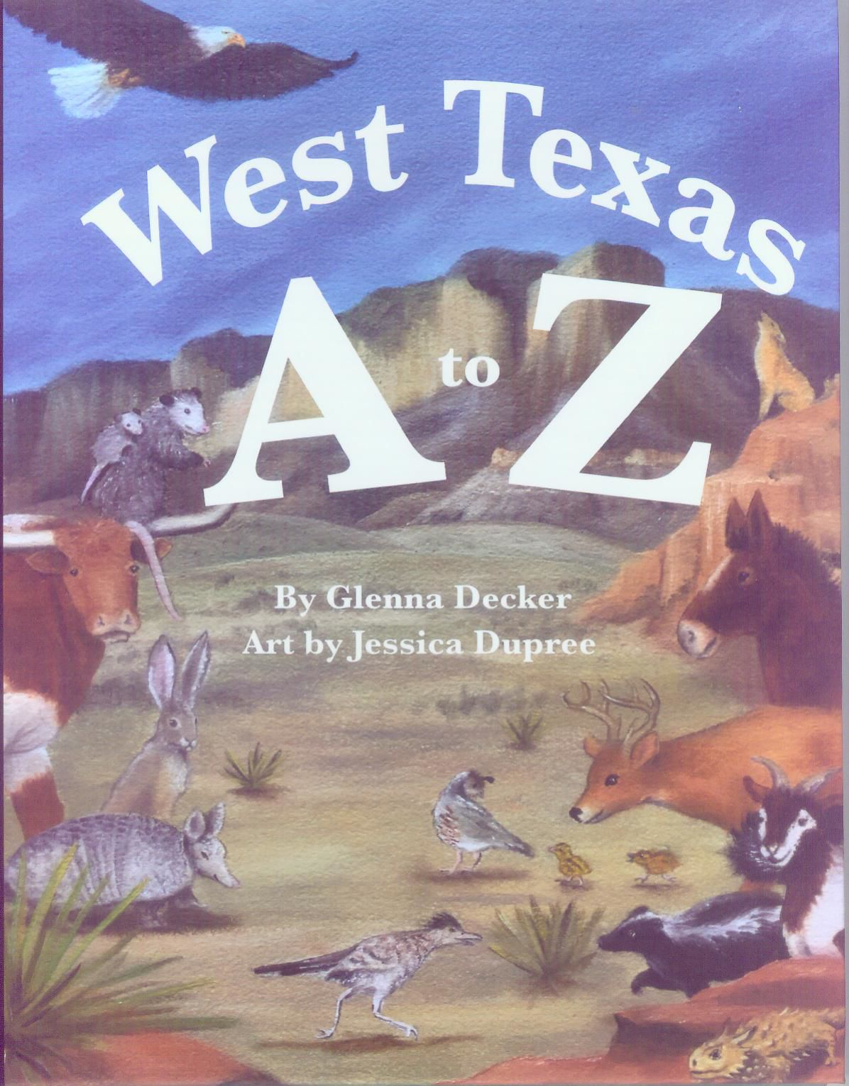 TEXAS READS: 'West Texas A to Z'