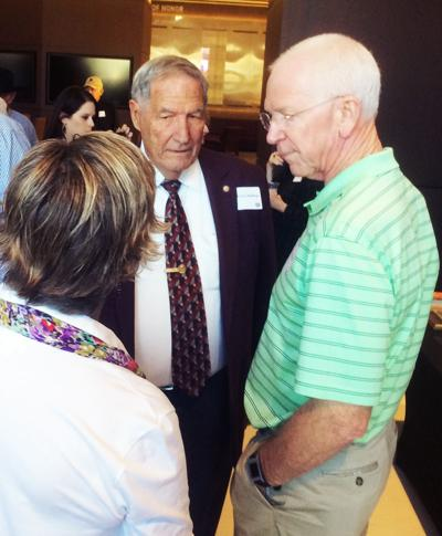 Stallings' first team at Texas A&M celebrates 50th anniversary