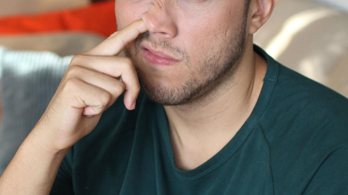 Why picking your nose isn't just gross — it's dangerous in the time of coronavirus