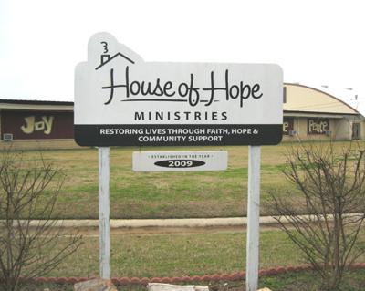 House of Hope fire
