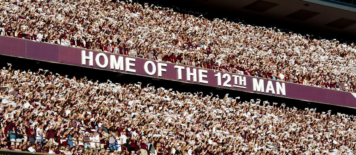 Texas A&M 12th Man